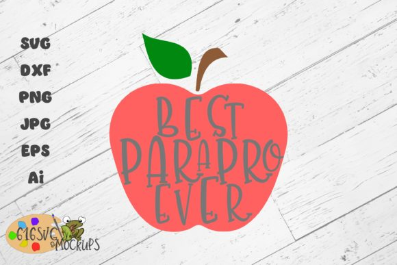 Best Parapro Ever Graphic By 616SVG