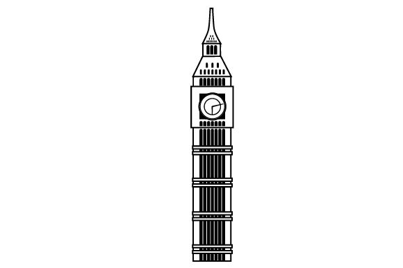Download Free Big Ben Svg Cut File By Creative Fabrica Crafts Creative Fabrica for Cricut Explore, Silhouette and other cutting machines.