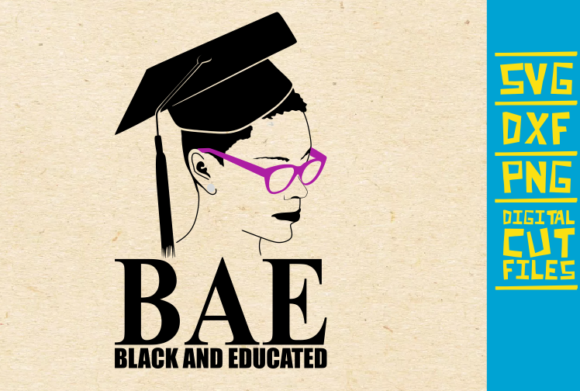 Download Free Black And Educated Svg Afro Woman Graphic By Svgyeahyouknowme Creative Fabrica for Cricut Explore, Silhouette and other cutting machines.