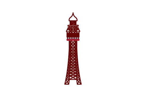 Download Free Blackpool Tower Svg Cut File By Creative Fabrica Crafts for Cricut Explore, Silhouette and other cutting machines.