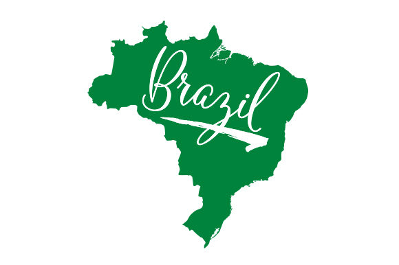 Download Free Brazil Country Silhouette Svg Cut File By Creative Fabrica for Cricut Explore, Silhouette and other cutting machines.