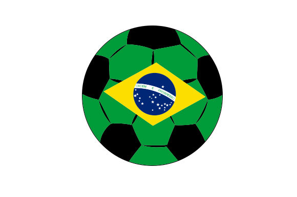 Brazil Football Brazil Craft Cut File By Creative Fabrica Crafts