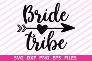 Bride Tribe Graphic By svgbundle.net