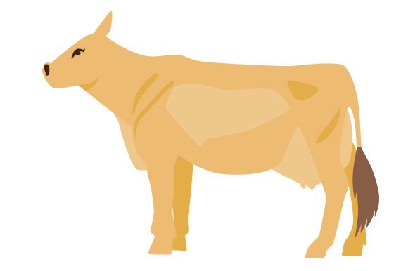 Download Free Brown Swiss Cow Svg Cut File By Creative Fabrica Crafts for Cricut Explore, Silhouette and other cutting machines.