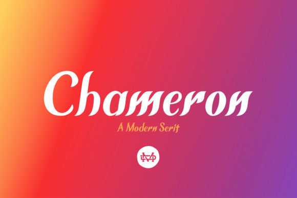 Print on Demand: Chameron Serif Font By madeDeduk - Image 1