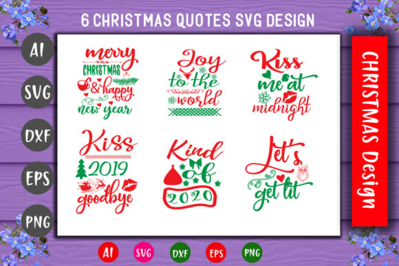 Print on Demand: Christmas New Year 2020 Graphic Crafts By CreativeArt