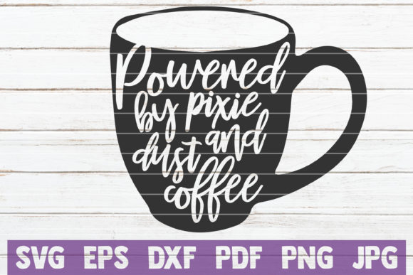 Coffee Bundle | SVG Cut Files Graphic Crafts By MintyMarshmallows - Image 13