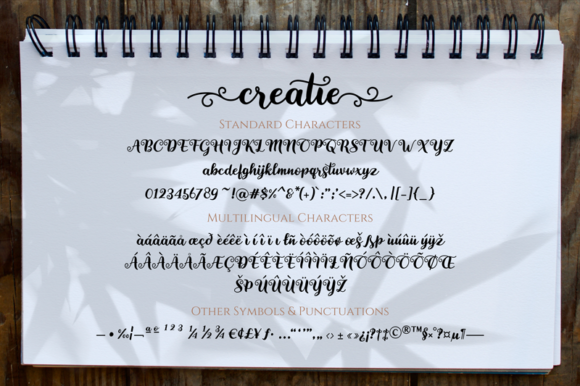 Creatie Font By MaxnorType Image 6