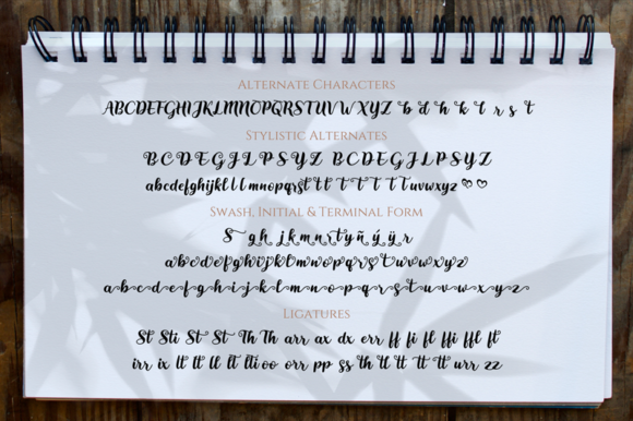 Creatie Font By MaxnorType Image 7