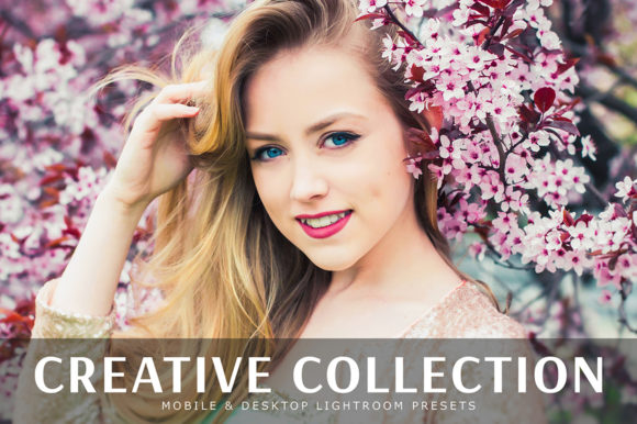 Print on Demand: Creative Collection Lightroom Presets Graphic Actions & Presets By Creative Tacos