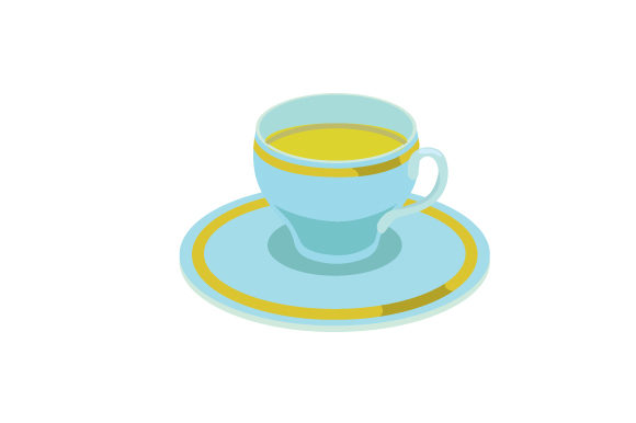 Download Free Cup Of Tea Svg Cut File By Creative Fabrica Crafts Creative for Cricut Explore, Silhouette and other cutting machines.