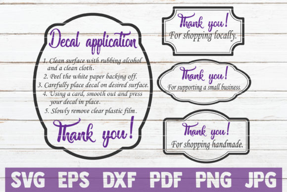 Decal Care Card Svg Cut File Graphic By Mintymarshmallows