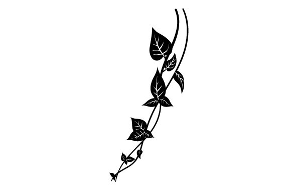 Download Free Design Of A Vine Svg Cut File By Creative Fabrica Crafts for Cricut Explore, Silhouette and other cutting machines.
