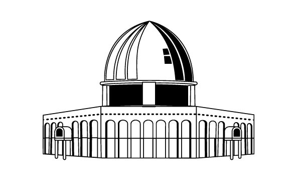 Dome of the Rock Craft Design By Creative Fabrica Crafts Image 2