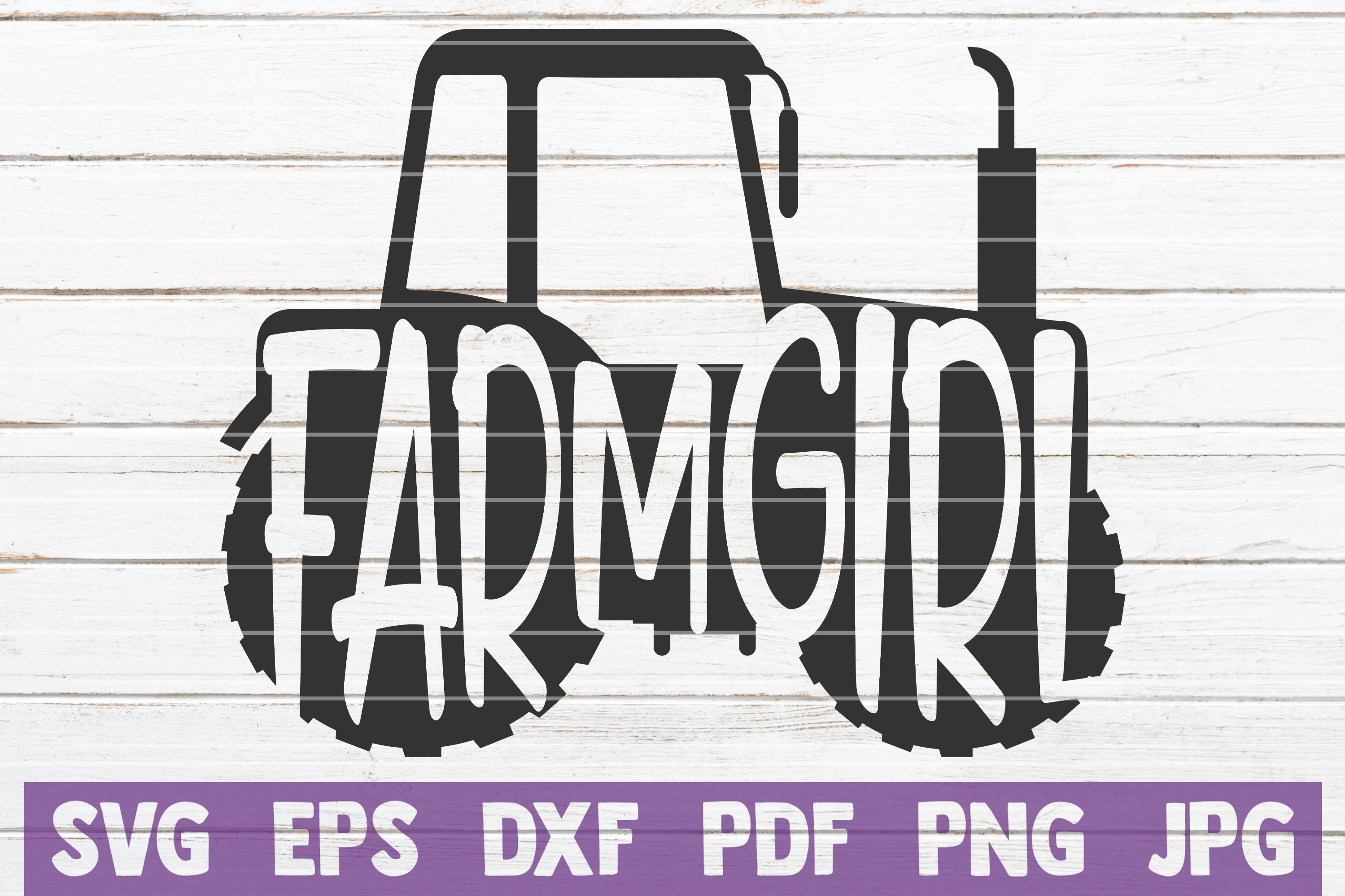 Download Free Farm Girl Svg Cut File Graphic By Mintymarshmallows Creative for Cricut Explore, Silhouette and other cutting machines.