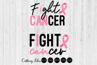 Fight Cancer   Cancer Awareness SVG   Graphic By HD Art Workshop