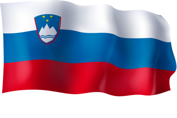 Download Free Flag Of Slovenia Graphic By Ingofonts Creative Fabrica for Cricut Explore, Silhouette and other cutting machines.