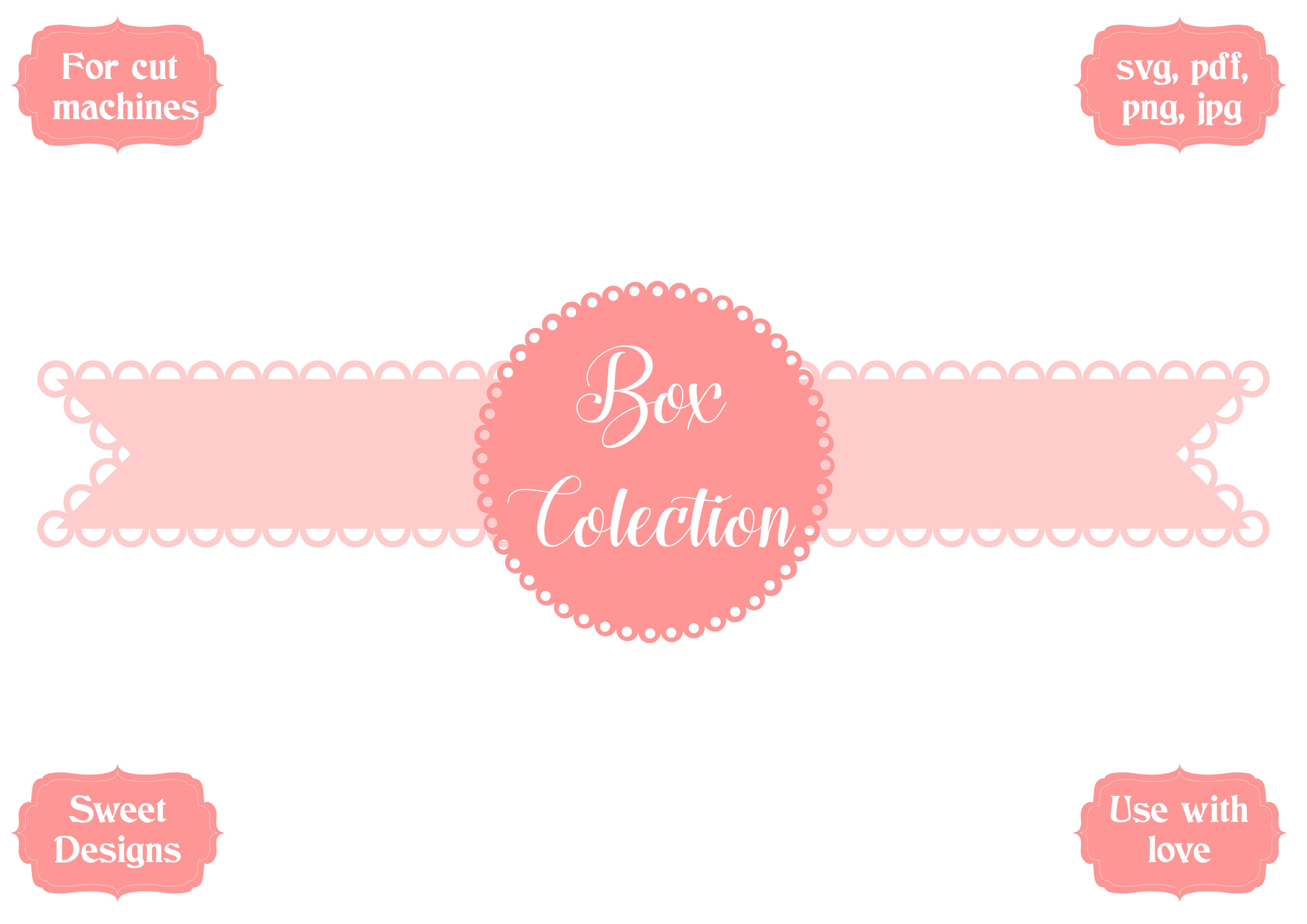Download Free Flower Box Collection 07 Graphic By Jgalluccio Creative Fabrica for Cricut Explore, Silhouette and other cutting machines.