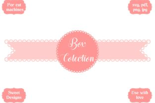 Print on Demand: Flower Box Collection Mega Pack Graphic 3D SVG By jgalluccio