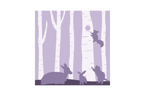 Download Free Forest Theme Archivos De Corte Svg Por Creative Fabrica Crafts for Cricut Explore, Silhouette and other cutting machines.