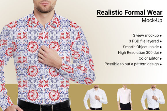 Formal Wear Mock-Up Graphic By gumacreative