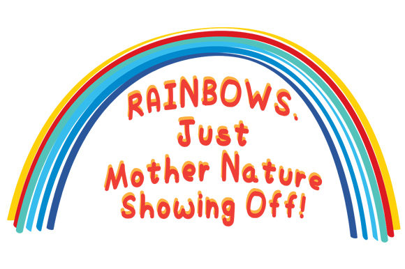 Download Free Funny Cute Rainbow Graphic Graphic By Graphicsbam Fonts for Cricut Explore, Silhouette and other cutting machines.