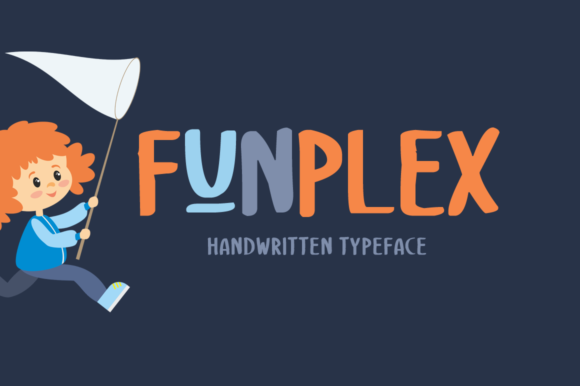 Print on Demand: Funplex Display Font By Imposing Fonts