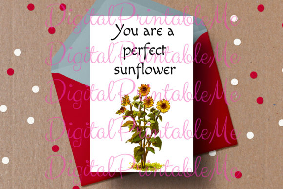 Print on Demand: Galentine's Day Card Compliment Love Graphic Crafts By DigitalPrintableMe - Image 1