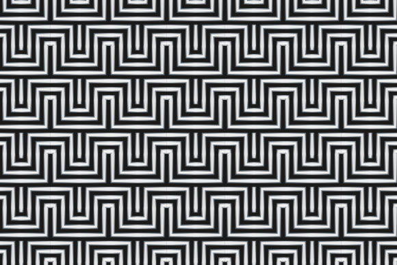 Download Free Geometric Pattern Black 3d Graphic By Noory Shopper Creative for Cricut Explore, Silhouette and other cutting machines.