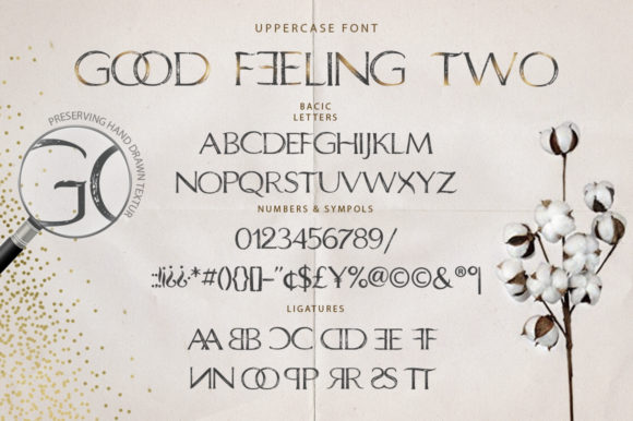 Print on Demand: Good Feeling Script & Handwritten Font By Red Ink - Image 16