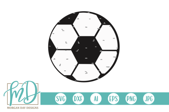 Download Free Soccer Bow Graphic By Morgan Day Designs Creative Fabrica for Cricut Explore, Silhouette and other cutting machines.
