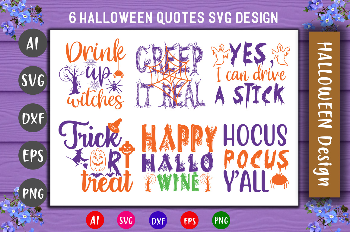 Download Free Halloween Bundle Graphic By Creativeart Creative Fabrica for Cricut Explore, Silhouette and other cutting machines.