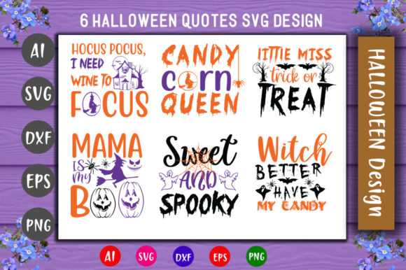 Print on Demand: Halloween  Graphic Crafts By CreativeArt