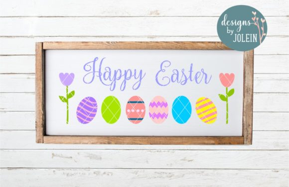 Print on Demand: Happy Easter Graphic Crafts By Designs by Jolein