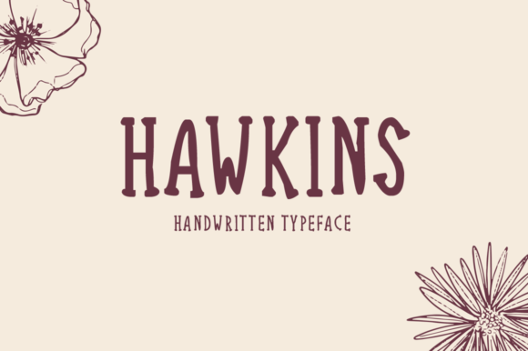 Print on Demand: Hawkins Display Font By Imposing Fonts