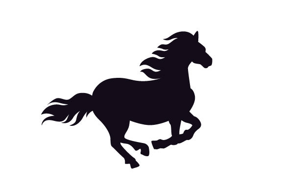 Download Free Horse Running Silhouette From The Side Svg Cut File By Creative for Cricut Explore, Silhouette and other cutting machines.