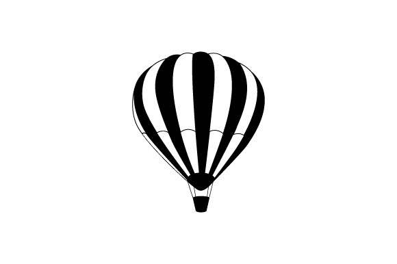 Hot Air Balloon Craft Design By Creative Fabrica Crafts Image 2
