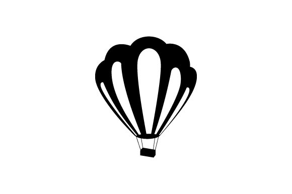Hot Air Balloon Designs & Drawings Craft Cut File By Creative Fabrica Crafts - Image 2