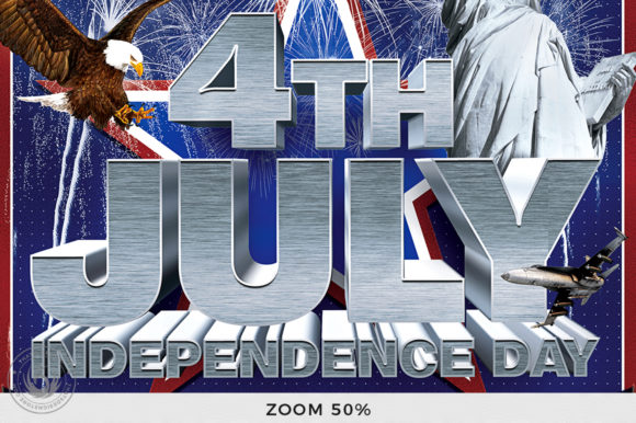 Independence Day Flyer Template V1 Graphic By ThatsDesignStore Image 7