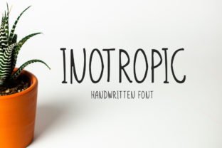 Inotropic Display Font By Imposing Fonts