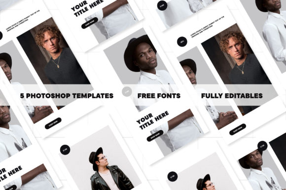 Print on Demand: Instagram Stories Template Graphic Graphic Templates By ovoz.graphics - Image 4