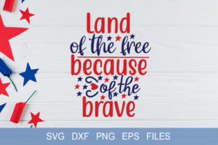 Land of the Free Graphic Print Templates By Graphicsqueen