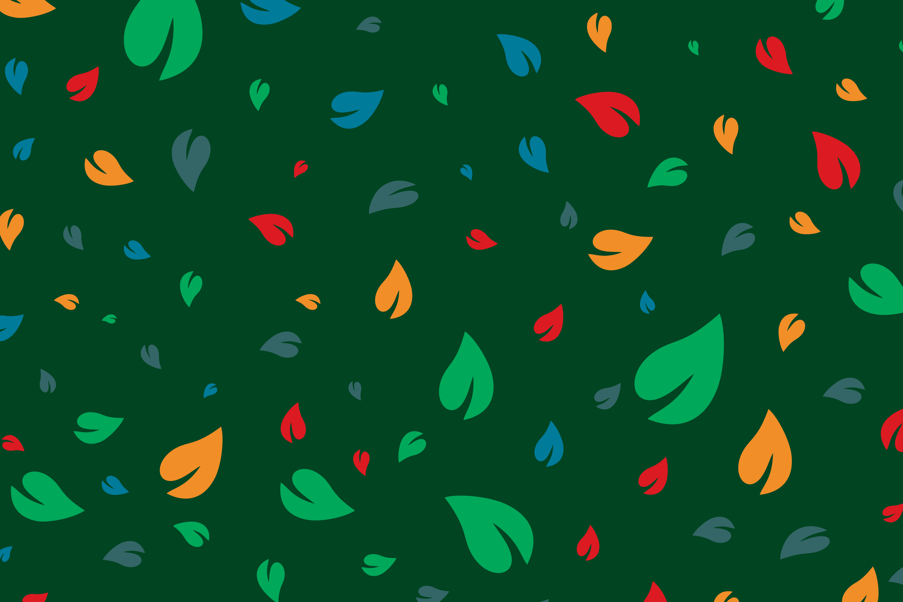 Download Free Leaf Green Background Pattern Graphic By Noory Shopper SVG Cut Files