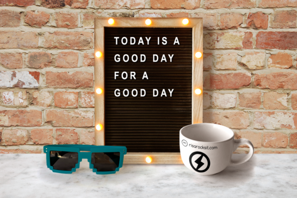 Letter Board and Mug Product Mock Up Graphic By RisaRocksIt Image 3