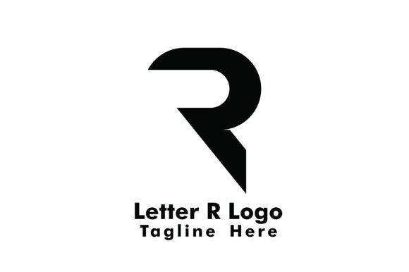 Download Free Letter R Logo Vector Graphic By Yuhana Purwanti Creative Fabrica for Cricut Explore, Silhouette and other cutting machines.