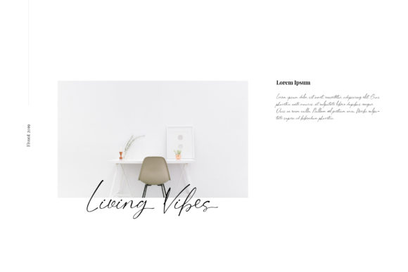 Print on Demand: Lifogia Script & Handwritten Font By Fivont - Image 3