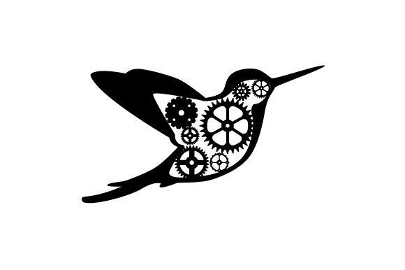 Download Free Little Bird Silhouette Svg Cut File By Creative Fabrica Crafts for Cricut Explore, Silhouette and other cutting machines.