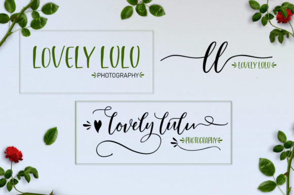 Lovely Buttering Font By luckytype.font Image 5