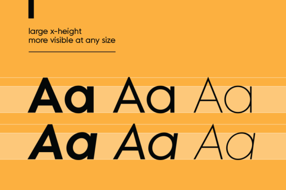 Print on Demand: MD Grotesque Sans Serif Font By Margarita Dyakovich - Image 3