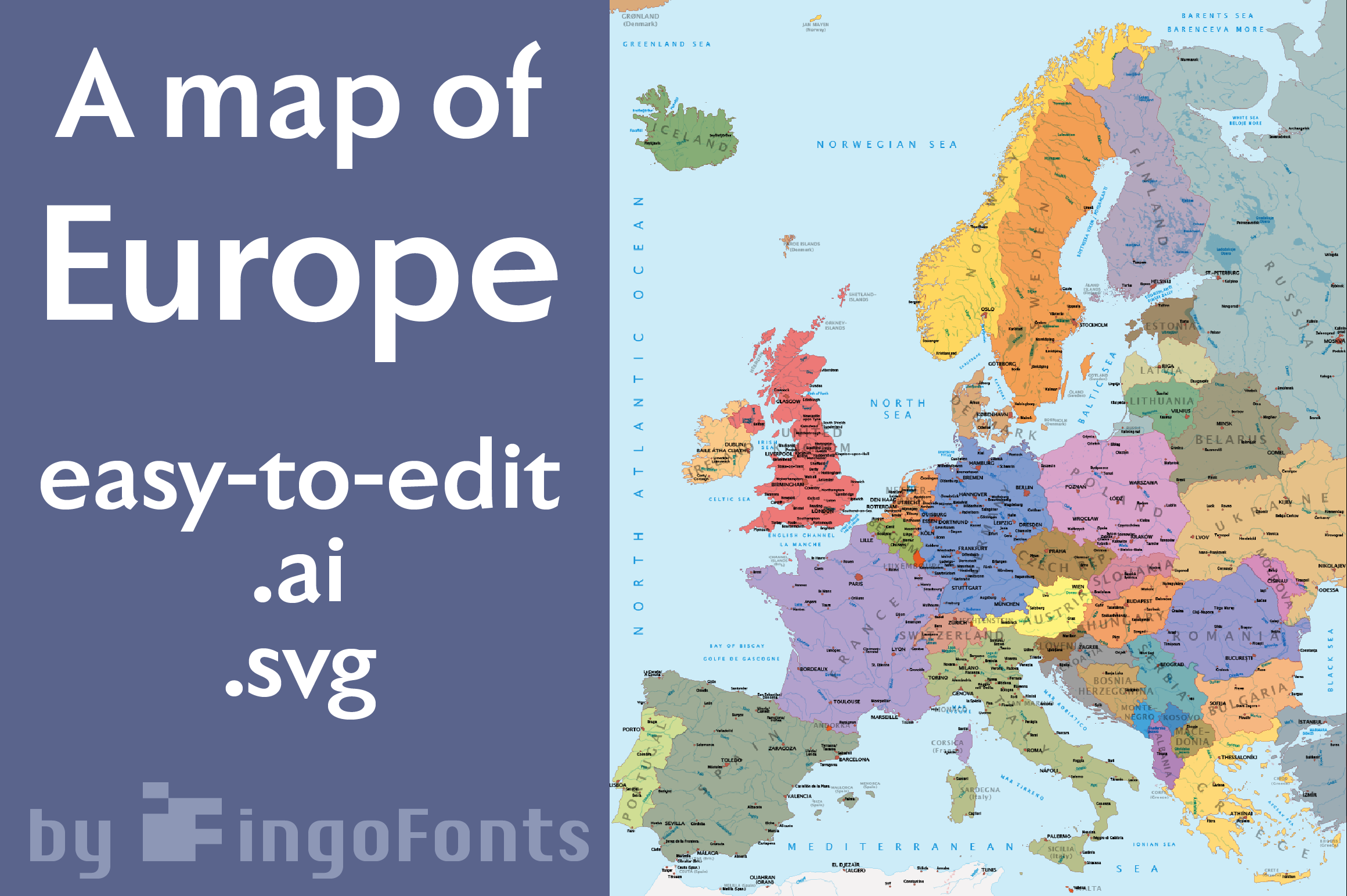 Map of Europe Show The Map Of Europe on show the united states map, show the number line, draw the map of europe, learn the map of europe, show the world map,